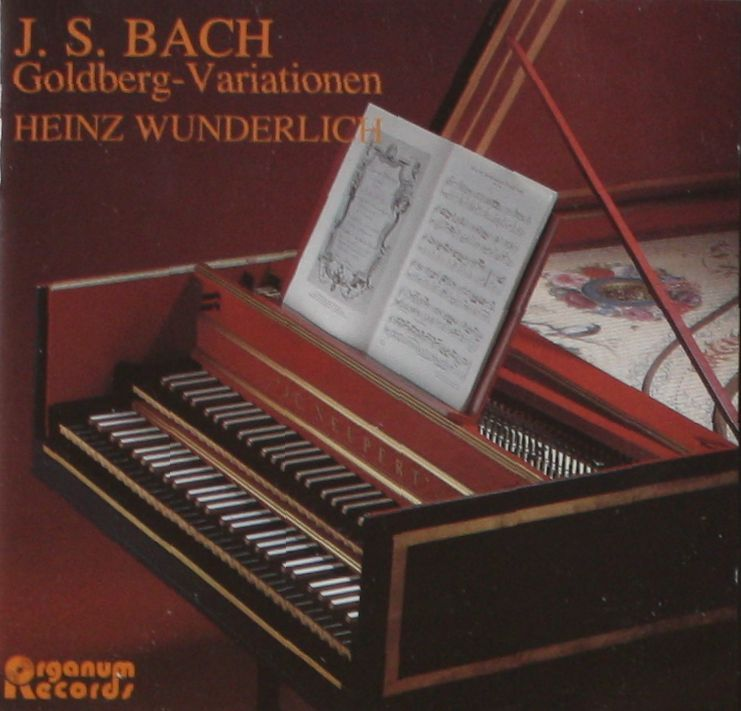 CD 6 - J.S. Bach - Goldberg-Variationen